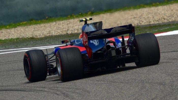 Carlos Sainz - Toro Rosso - STR12 - Gran Premio de China 2017 - Clasificación
