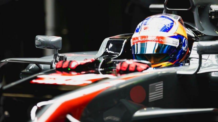 Romain Grosjean - Haas F1 Team - Fórmula 1 - Gran Premio de España 2017 previo