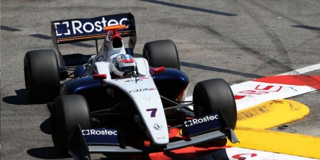 Sergey Sirotkin - Fórmula Renault 3.5
