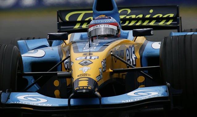 Alonso, la llave para que Renault se quede en la F1