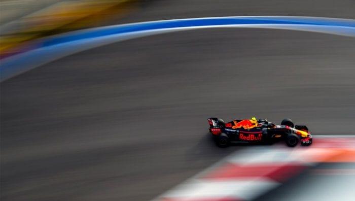Max Verstappen - Red Bull - Abu Dhabi