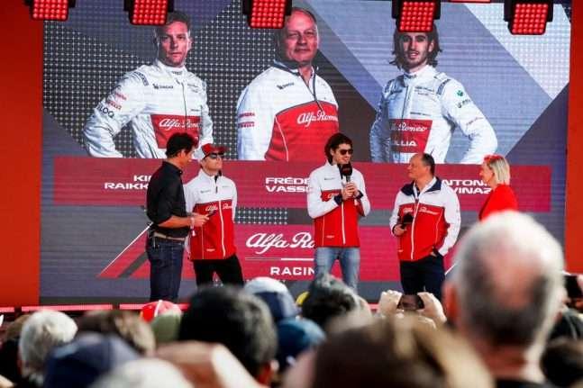 Alfa Romeo encara 2019 con la ambición de seguir creciendo
