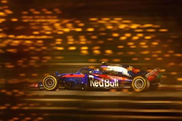 Toro Rosso llega a Bahréin con muchas ganas de dar guerra
