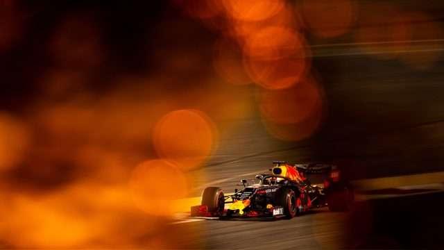Verstappen saldrá desde la tercera fila en Bahréin; Gasly  partirá decimotercero
