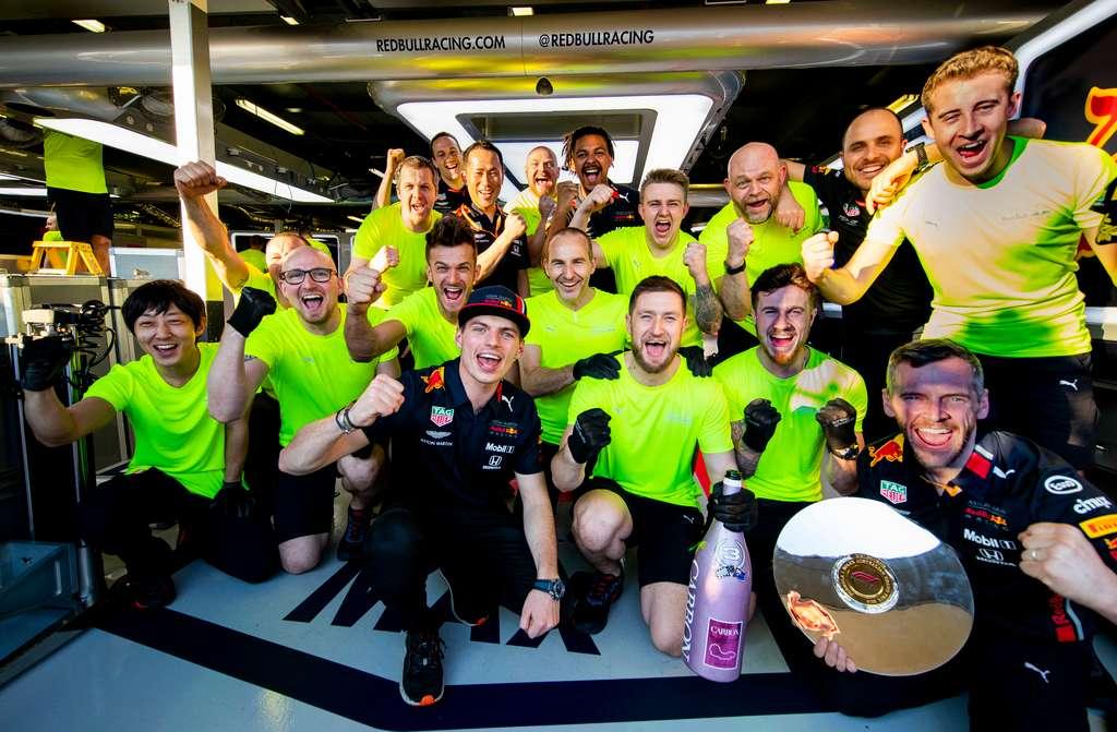 Red Bull espera mantener en Bahréin el impulso de Australia