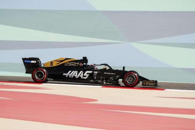 Haas sigue siendo el mejor de la zona media en Bahréin