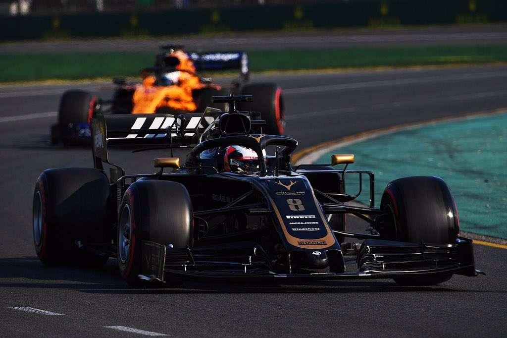 Haas hace doblete 6º-7º e iguala su mejor clasificación en F1
