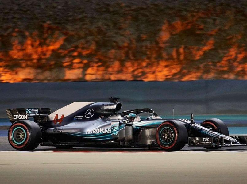 Segunda línea para Mercedes, con solo 74 milésimas entre sus pilotos