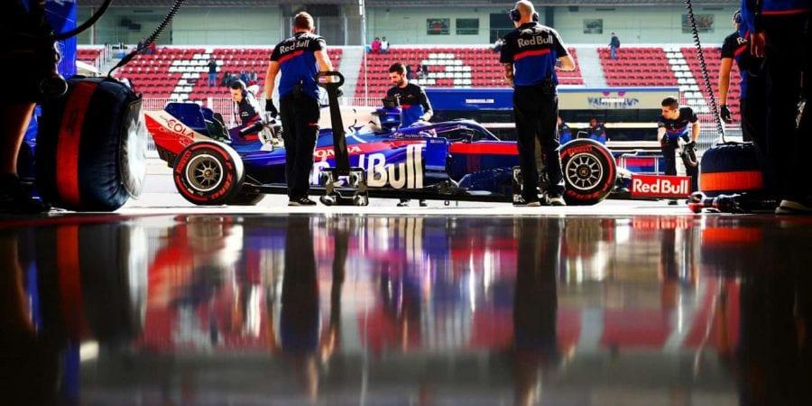 Toro Rosso quiere despejar incógnitas en la primera carrera del año