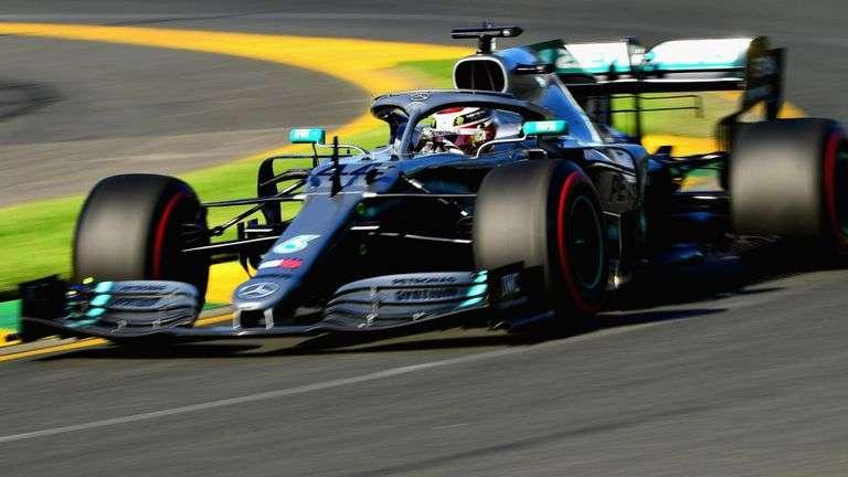 Mercedes quiere romper la buena racha de Vettel en Bahréin