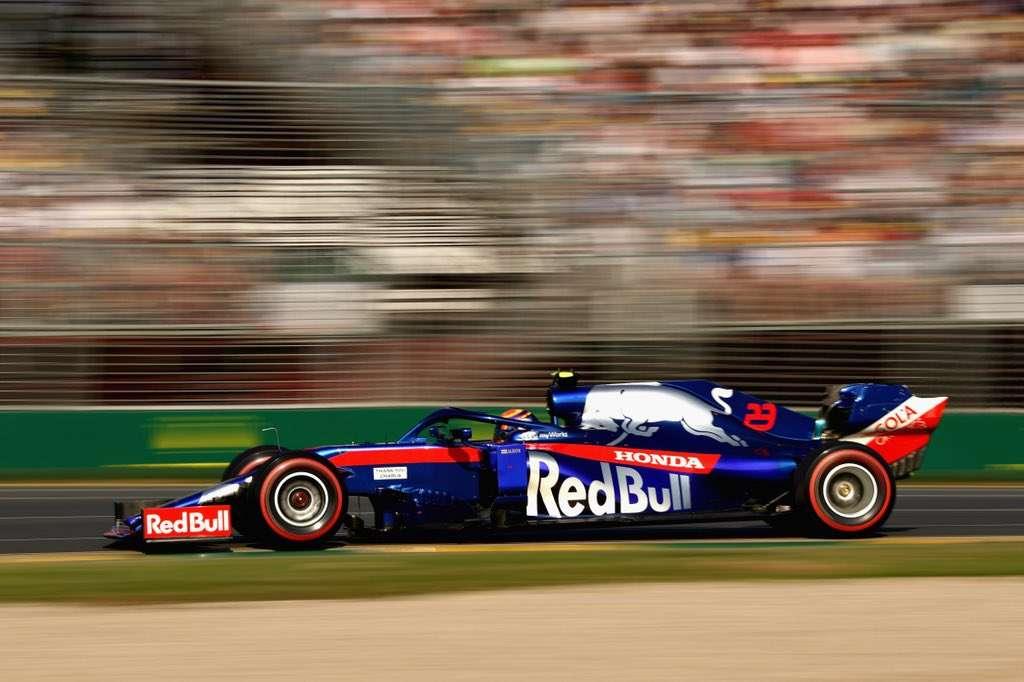 Toro Rosso pasa a Q2 y confía en sus tandas largas para hacer una buena carrera