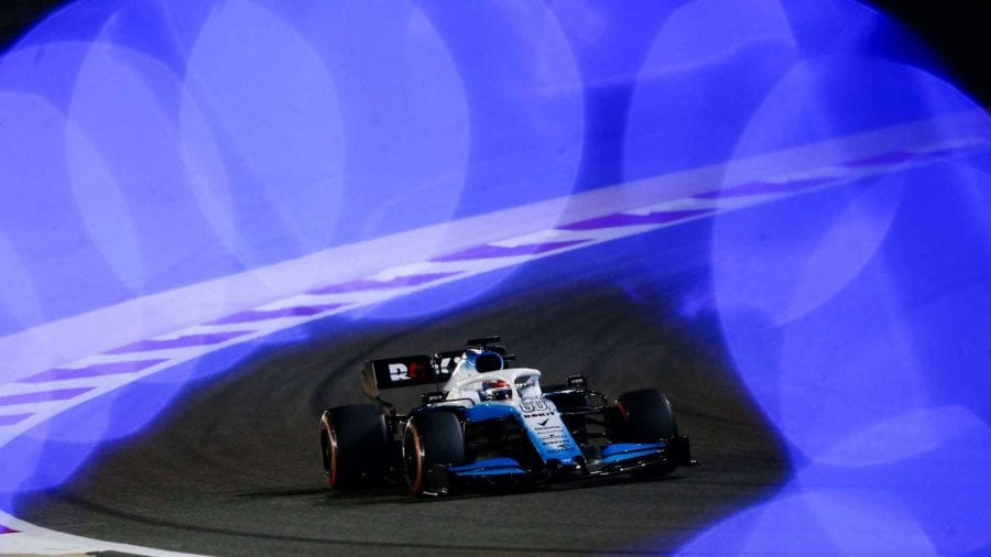 Williams se marca el 107% como objetivo