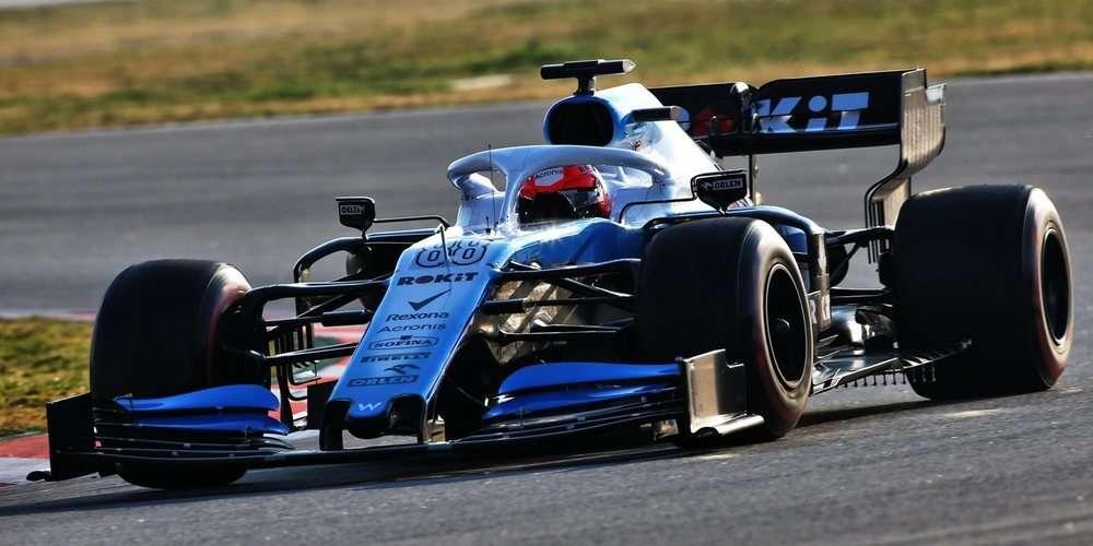 Williams llega en situación de escasez a Bahréin