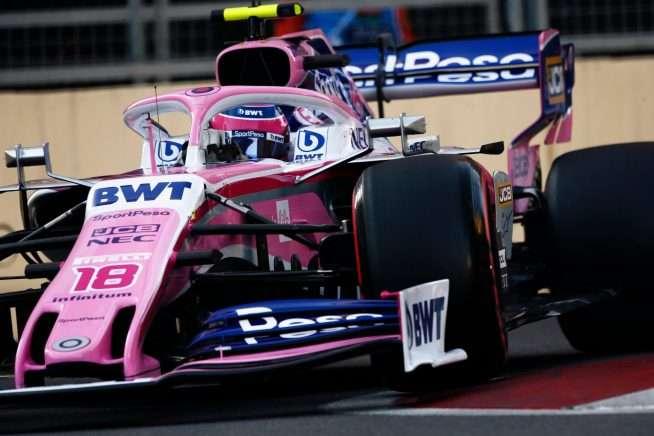 Pérez (Racing Point):