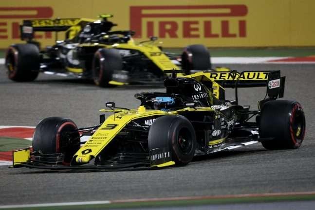 Renault suma una nueva decepción en la noche de Bahréin