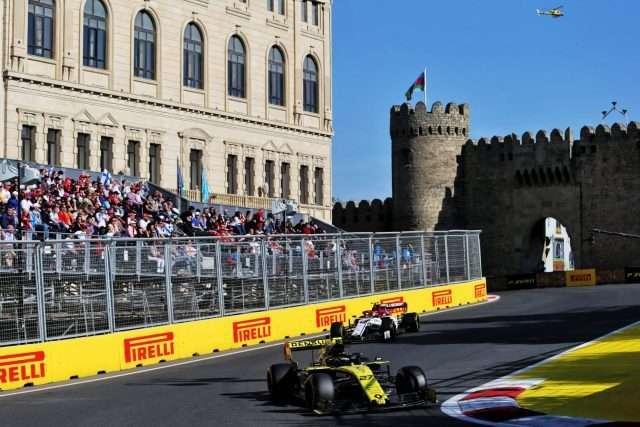 Fin de semana para olvidar en Renault