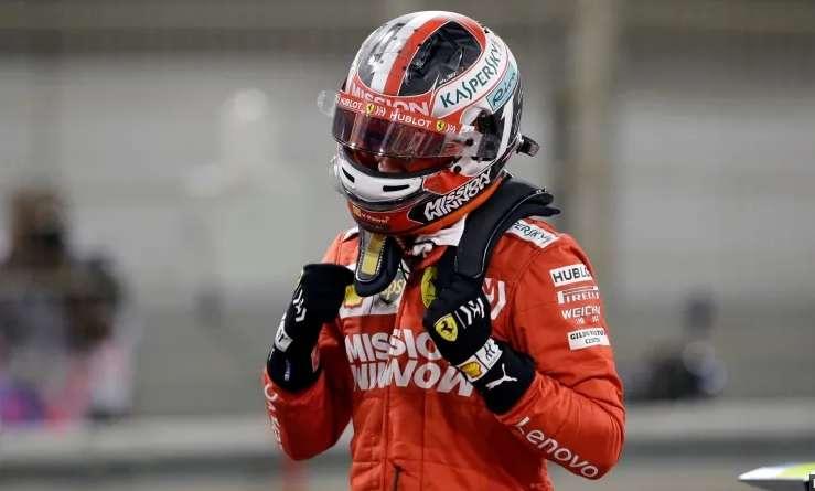 Y pese a todo, Leclerc obtuvo la victoria
