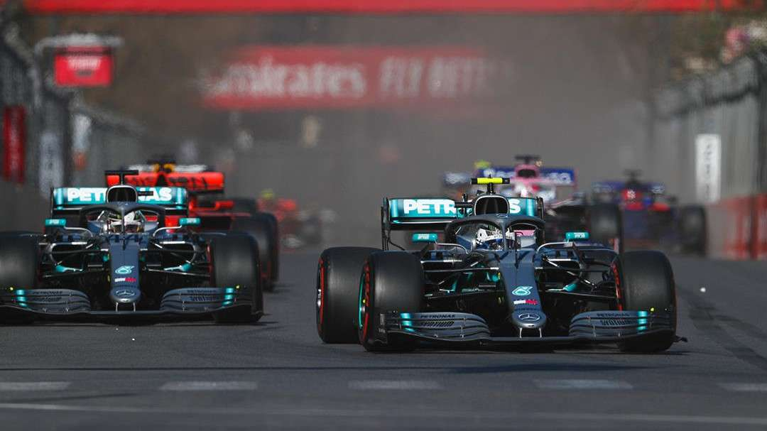 GP de Azerbaiyán 2019: vencedores y vencidos