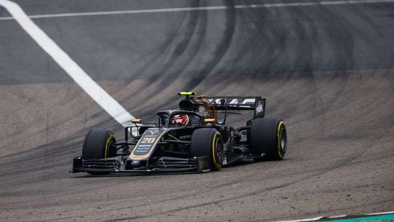 Haas espera recuperar en Bakú el tiempo perdido