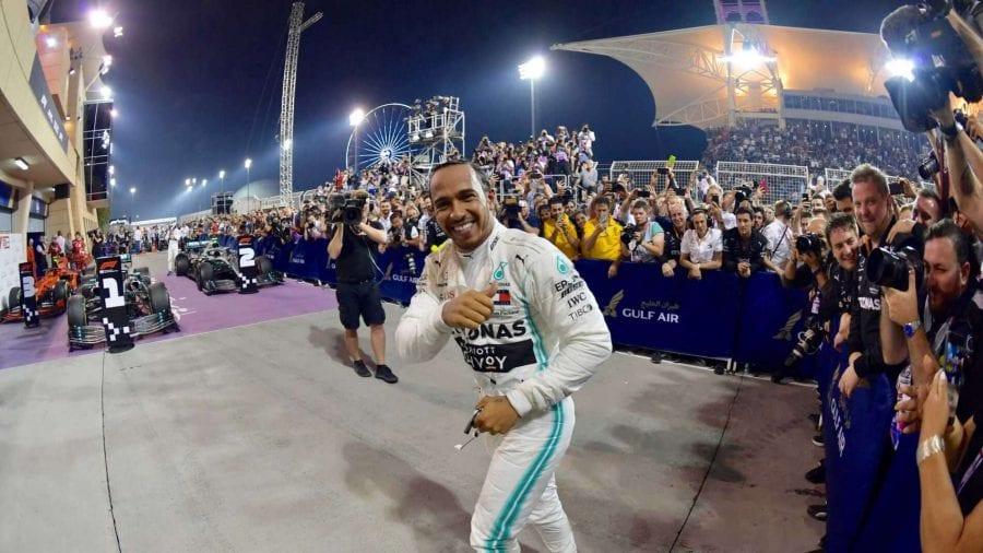 GP de Bahréin 2019: Vencedores y vencidos