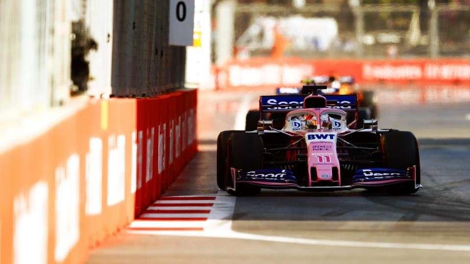 Optimismo en Racing Point tras