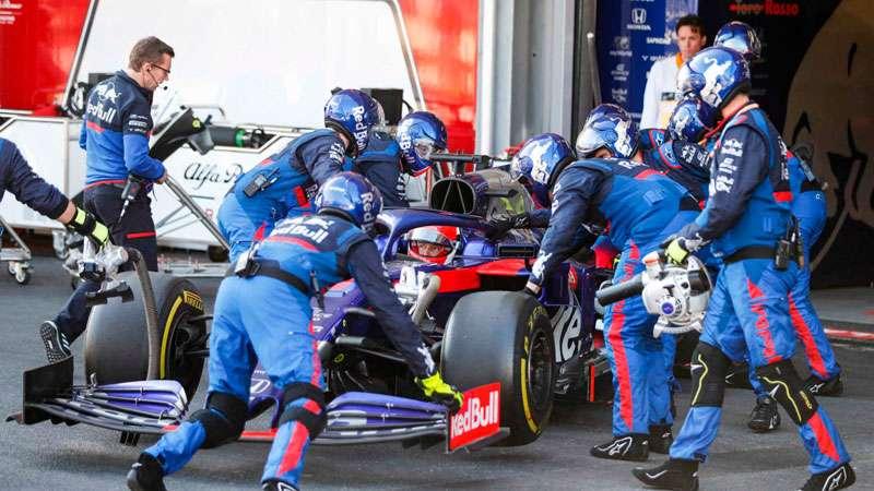 Toro Rosso echa a perder un fin de semana de oportunidades
