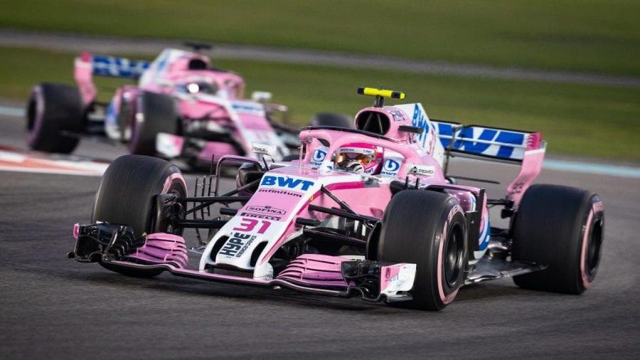 Racing Point llega a Barcelona con una nueva actualización