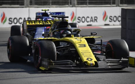 Renault tiene urgencia por puntuar tras la decepción de Bakú