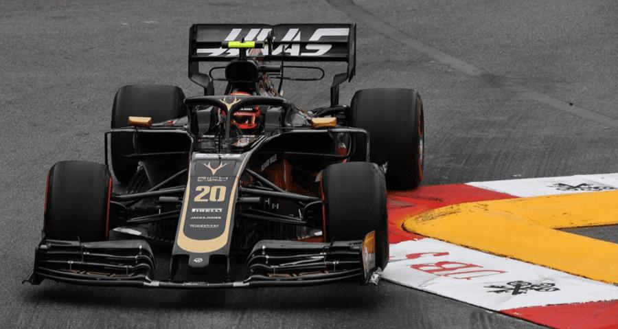 Haas acaba con buenas sensaciones los primeros libres en Mónaco pese a los problemas