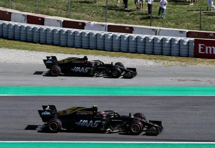 Los Haas puntúan pero no maximizan por enzarzarse entre ellos