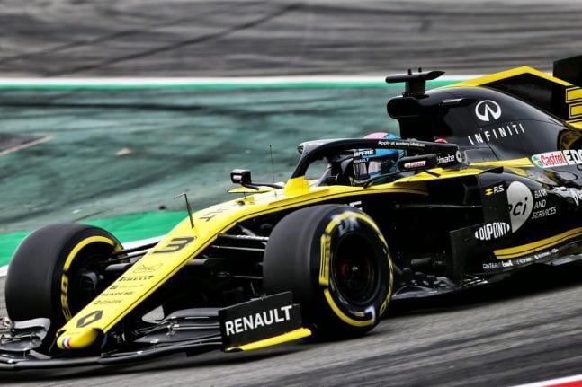 Renault aterriza en Mónaco con la esperanza de volver a los puntos