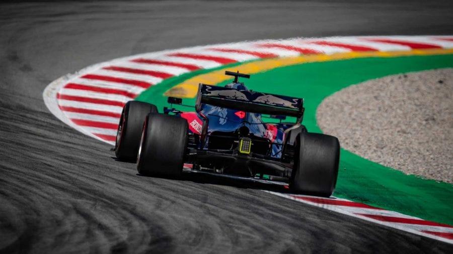 Toro Rosso apunta a Q3 tras los primeros entrenamientos