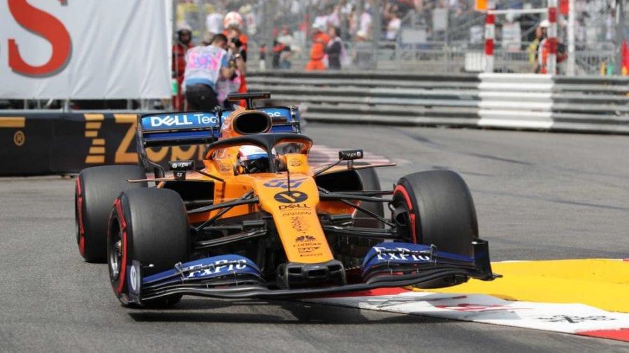 Carlos Sainz mete a Mclaren en Q3