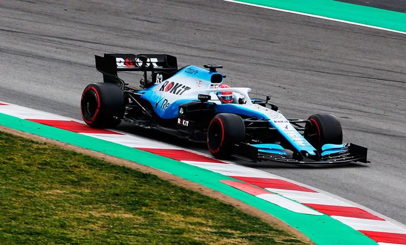 Williams llega a España con la incertidumbre de cuánto le sacarán los nuevos coches