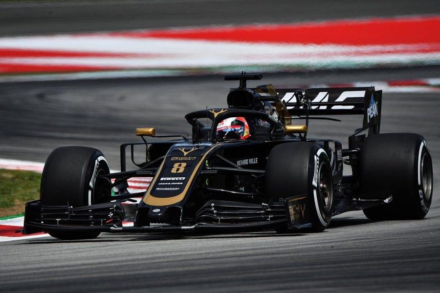 Satisfacción en Haas con las mejoras: