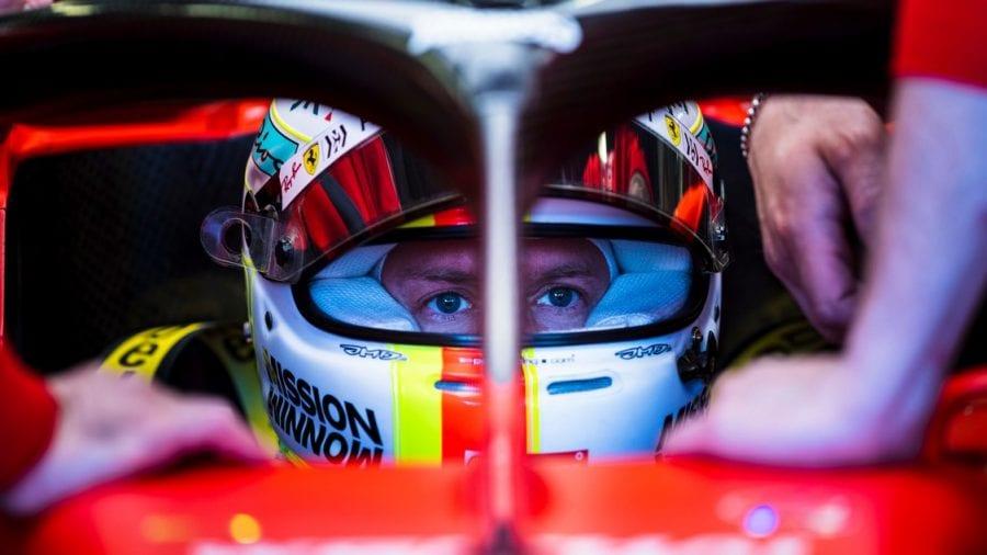 Ferrari pasa al ataque con un nuevo motor en España