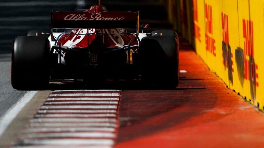 Alfa Romeo decepciona en la clasificación del GP de Canadá