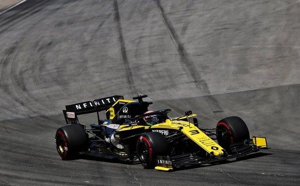 Renault renace en Canadá y firma su mejor carrera del año