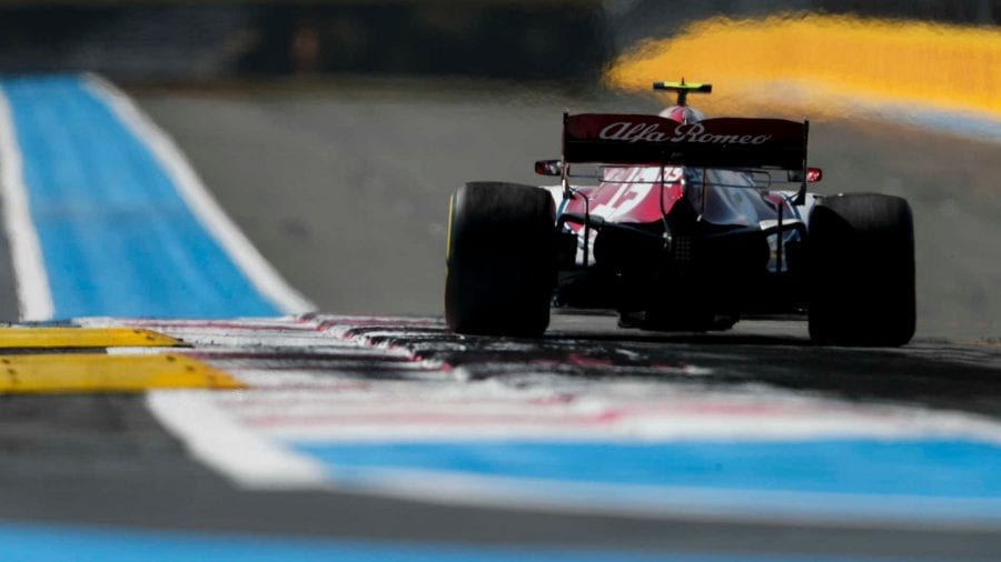 Alfa Romeo se marca la Q3 como objetivo en Francia