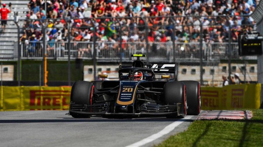 Haas arranca con diferentes sensaciones en Canadá