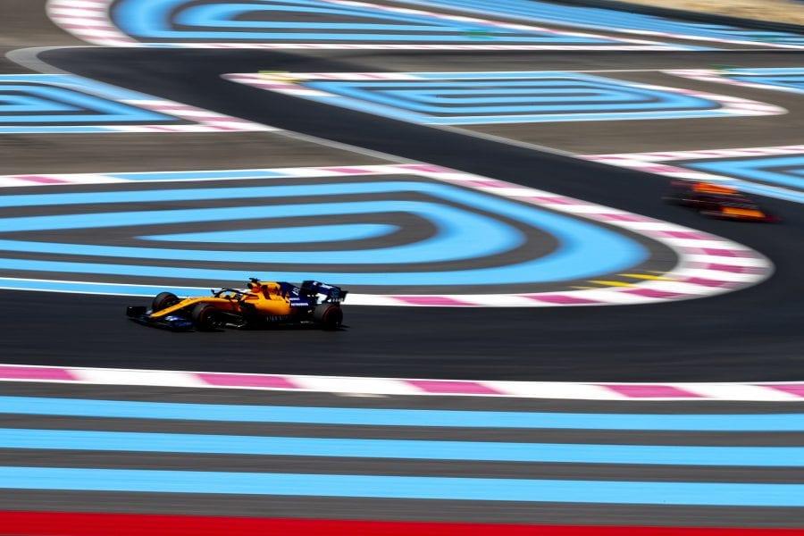 McLaren lidera la