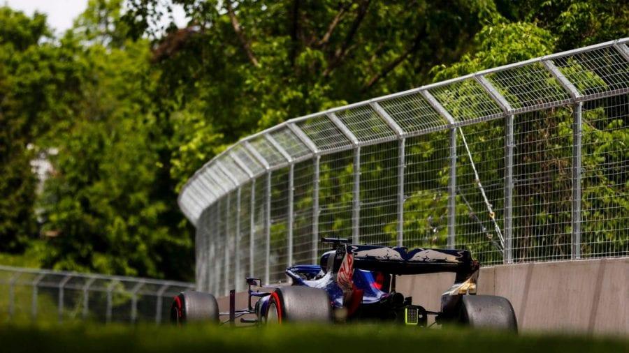 Toro Rosso se queda sin alcanzar la Q3 en Canadá