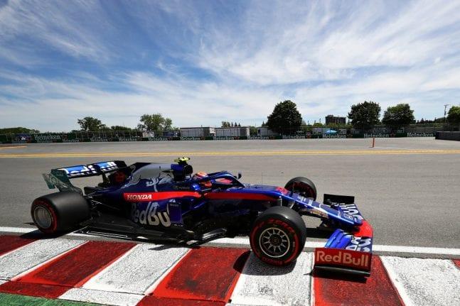 Los pilotos de Toro Rosso afrontan con optimismo el GP de Francia