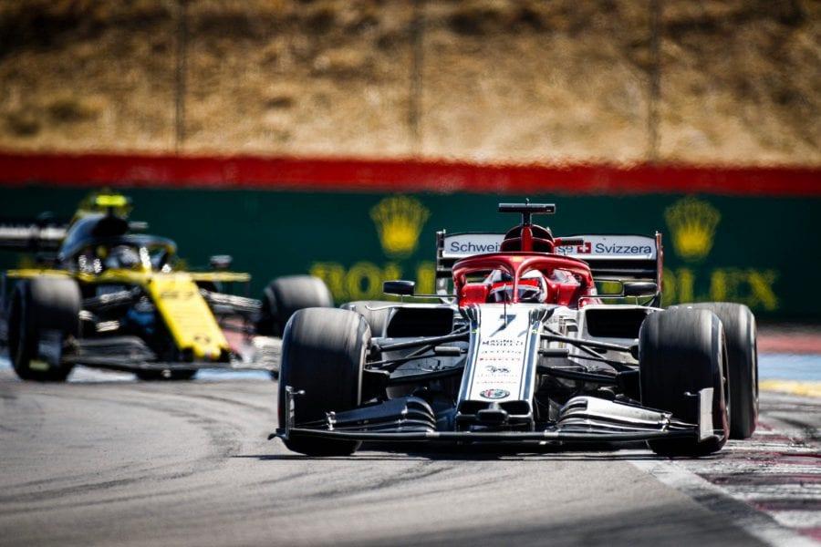 """Räikkönen: """"Tuvimos la velocidad y conseguimos un buen resultado"""""""