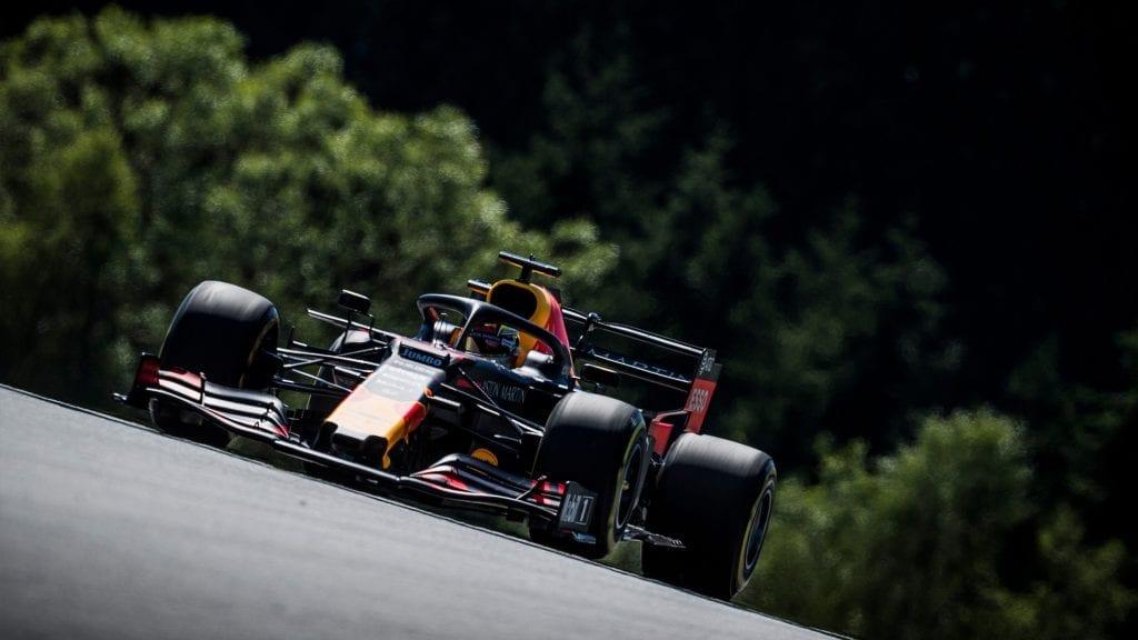 max verstappen - red bull - gp de austria 2019 f1