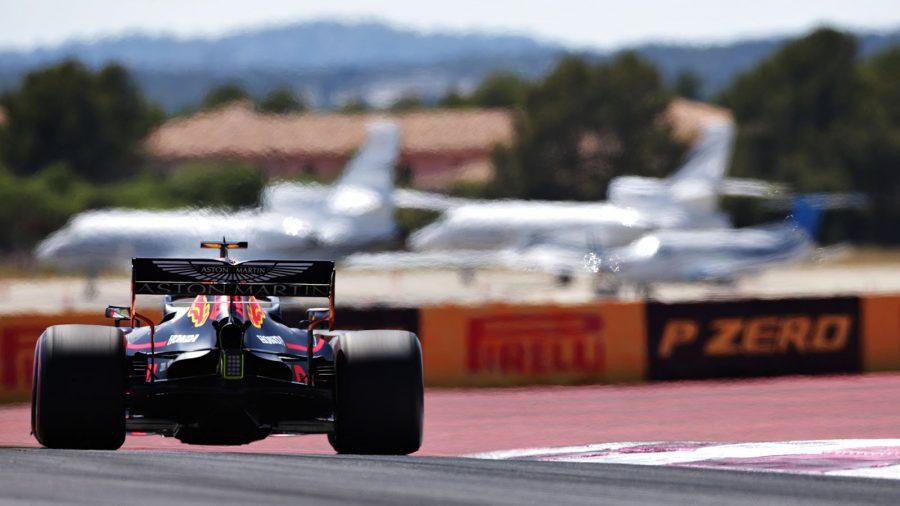 Gasly se hunde ante su público; Verstappen comenzará desde la cuarta plaza