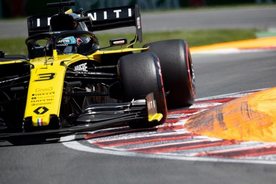 Ricciardo, cuarto en la clasificación del GP de Canadá: