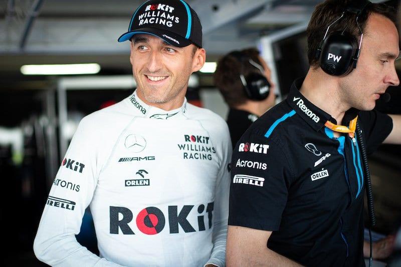 Milagro bajo la lluvia: Kubica consigue un punto