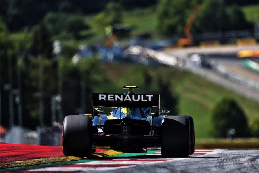 Renault, con la necesidad de volver a los puntos en Silverstone