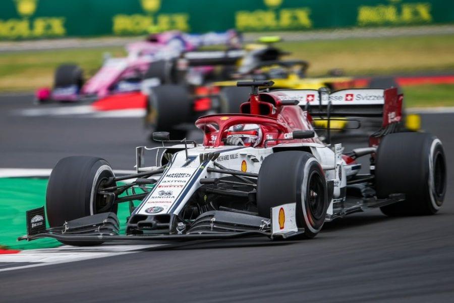Kimi Räikkönen: